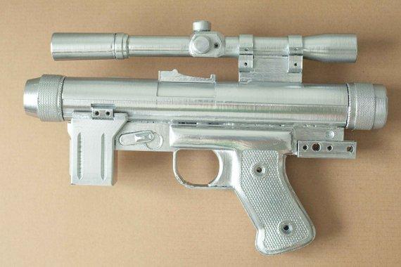 Solo: ASWS Blaster Replica