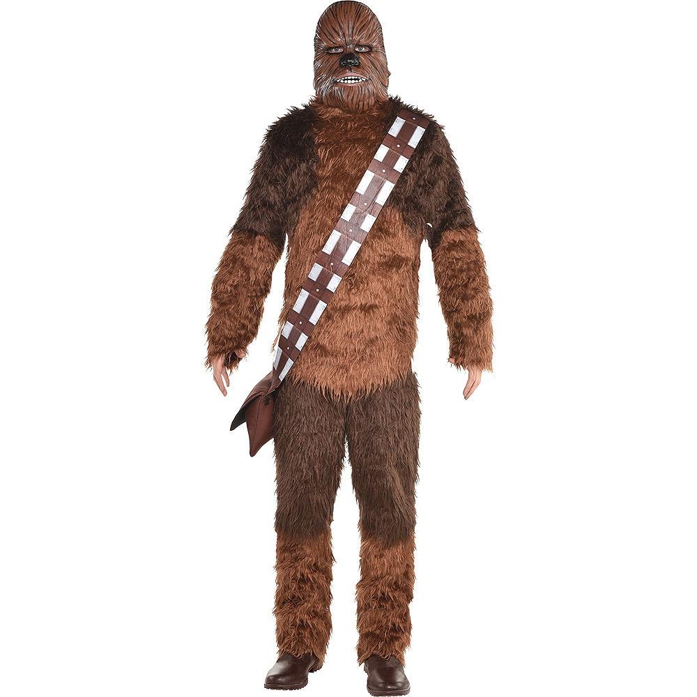 Solo: ASWS Mens Chewbacca Costume