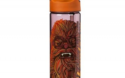 New Solo Movie Chewie is my Copilot Water Bottle now available!