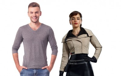 New Solo Movie Qi'Ra Cardboard Standee now in stock!