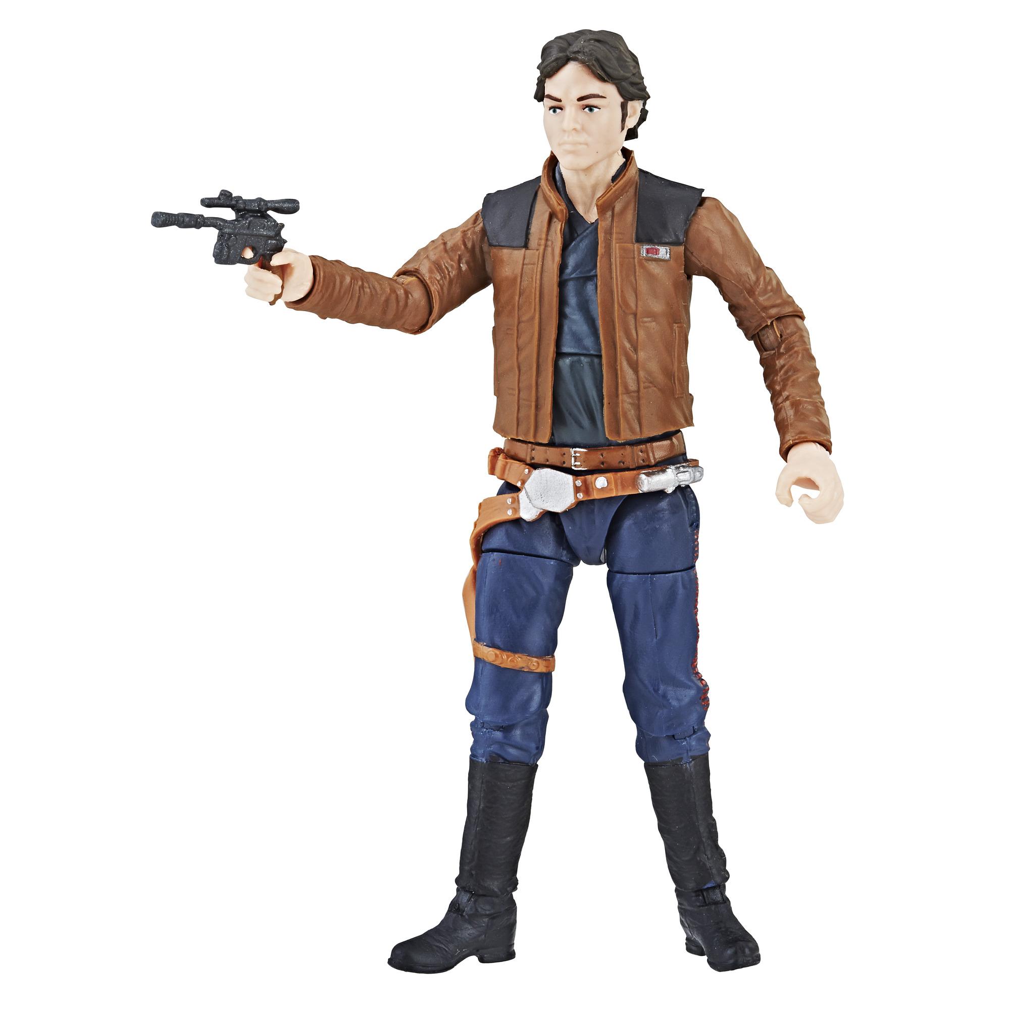 """Solo: ASWS Han Solo 3.75"""" Vintage Figure 2"""
