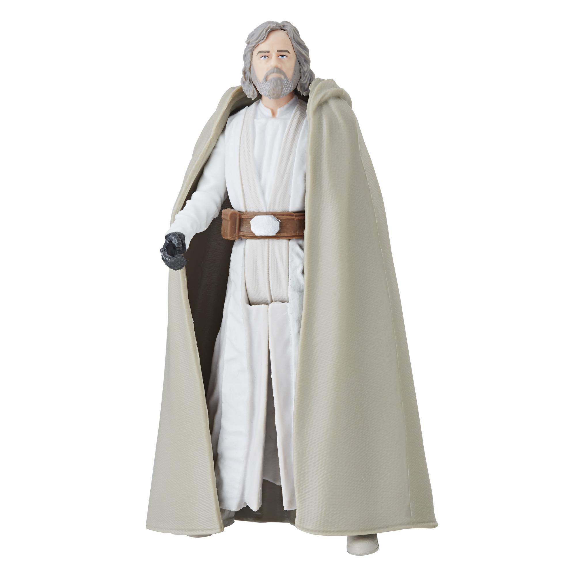 Solo: ASWS (TLJ) FL 2.0 Luke Skywalker Figure 2
