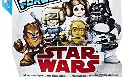 New Star Wars Micro Force Series 4 Blind Bag now available!