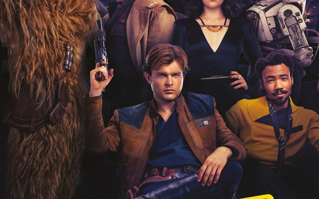 New Solo Movie Ultimate Souvenir Guide available for pre-order on Walmart.com!