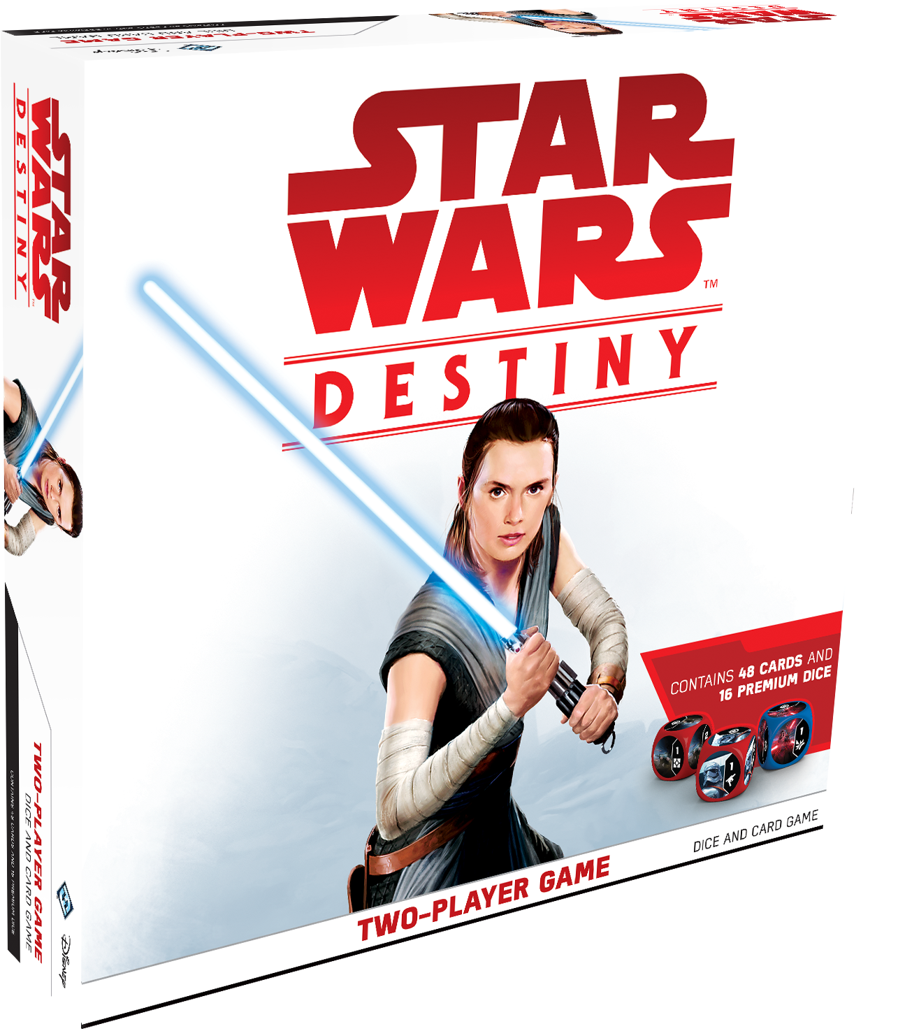 TLJ Destiny Two-Player Card Game 1