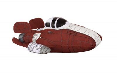 New Last Jedi A-Wing Fighter Vehicle Plush Toy now in stock!