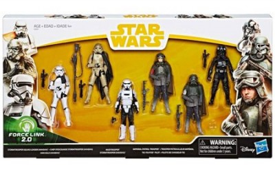 New Solo Movie Force Link 2.0 Figure 6-Pack now available!