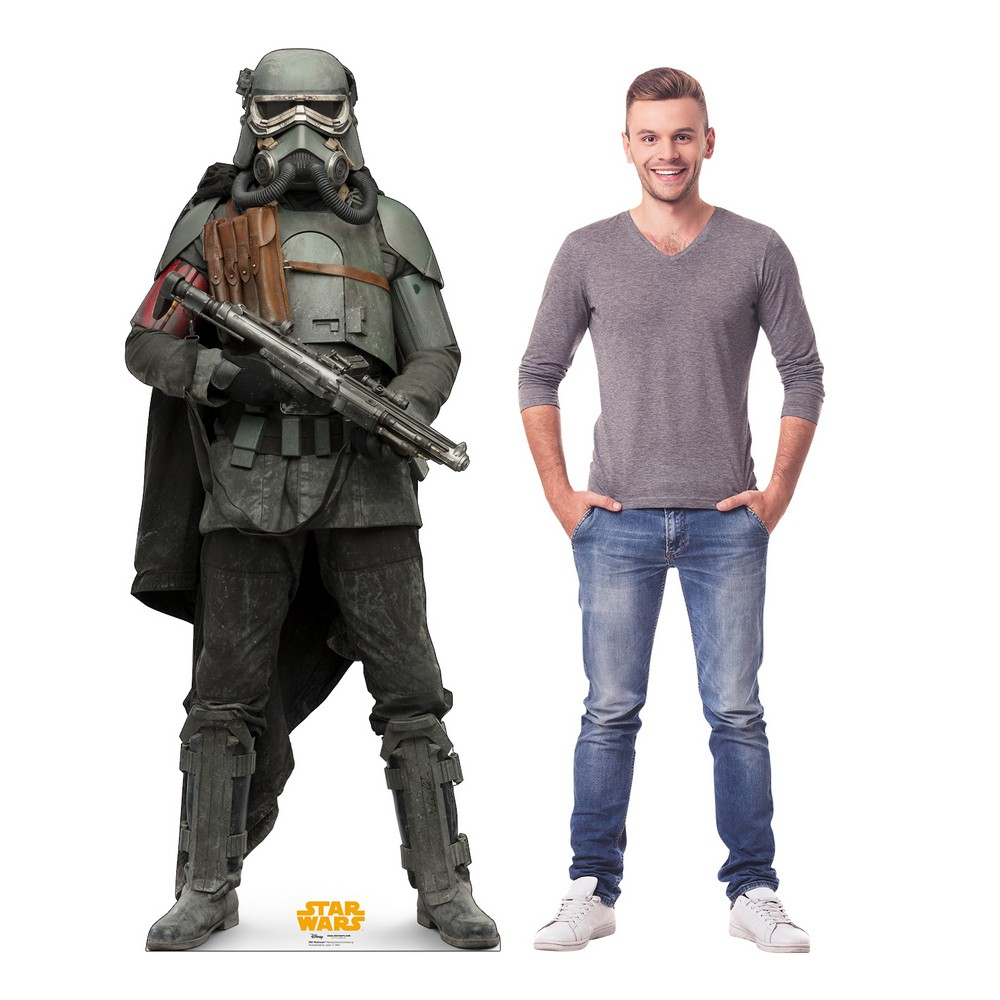 Solo: ASWS Imperial Mud Trooper Cardboard Standee