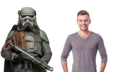 New Solo Movie Imperial Mud Trooper Cardboard Standee now in stock!