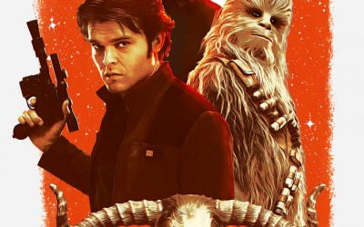 New Solo: A Star Wars Story Character Montage Movie Poster now available!
