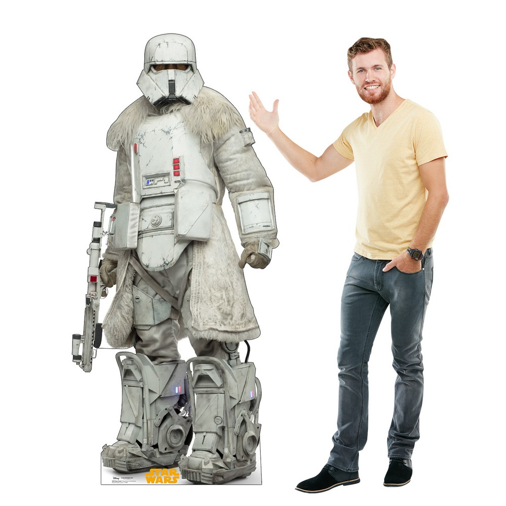 Solo: ASWS Imperial Range Trooper Cardboard Standee