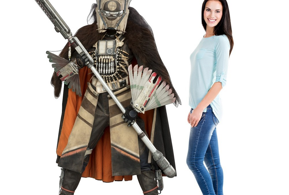 New Solo Movie Enfys Nest Cardboard Standee now in stock!