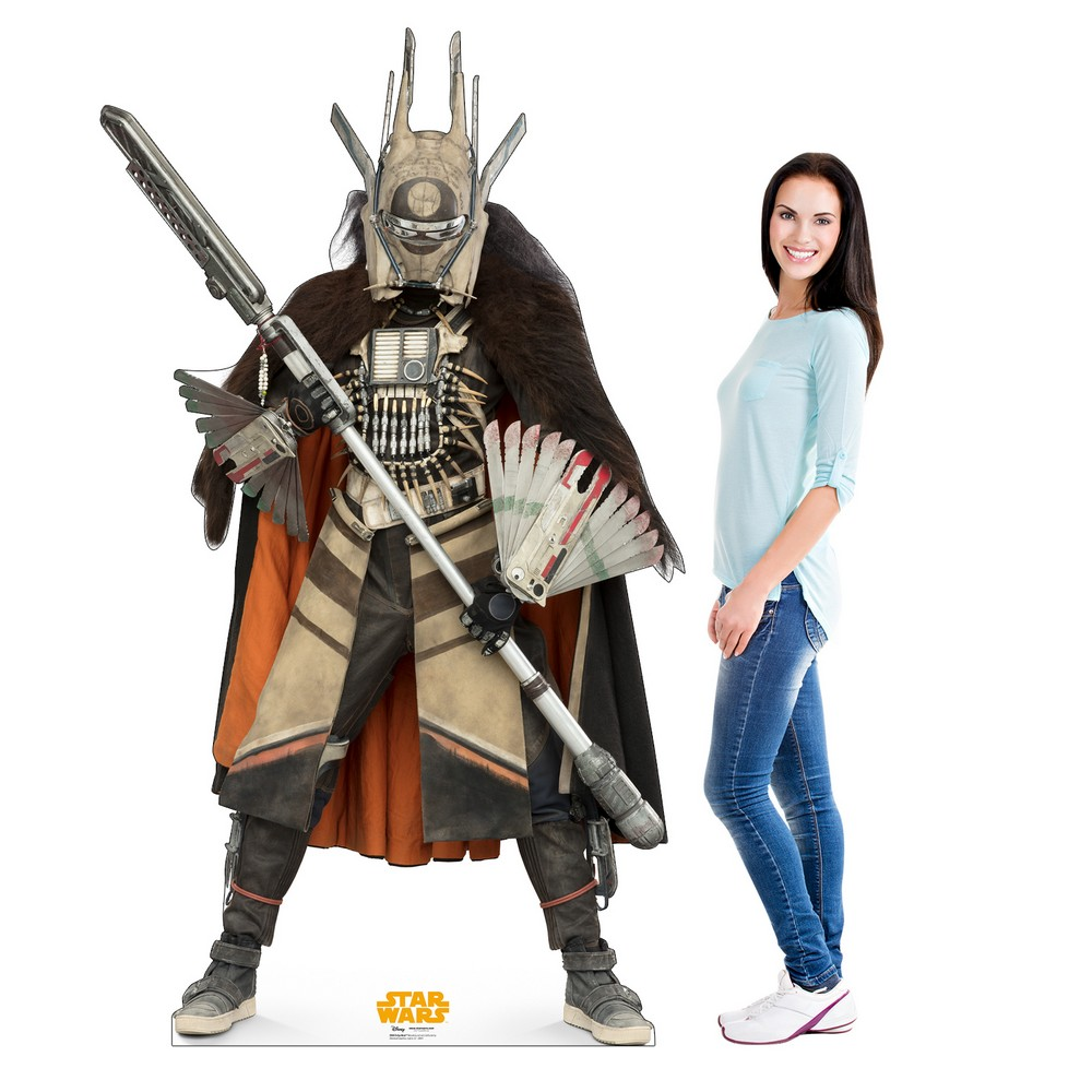 Solo: ASWS Enfys Nest Cardboard Standee