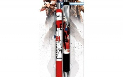 New Last Jedi Gel Pen 2-Pack now available on Walmart.com!