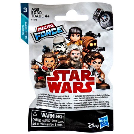 New Last Jedi Micro Force Mystery Pack now in stock!