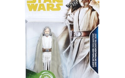 New Solo Movie (Last Jedi) Luke Skywalker (Jedi Master) Force Link 2.0 Figure now available!