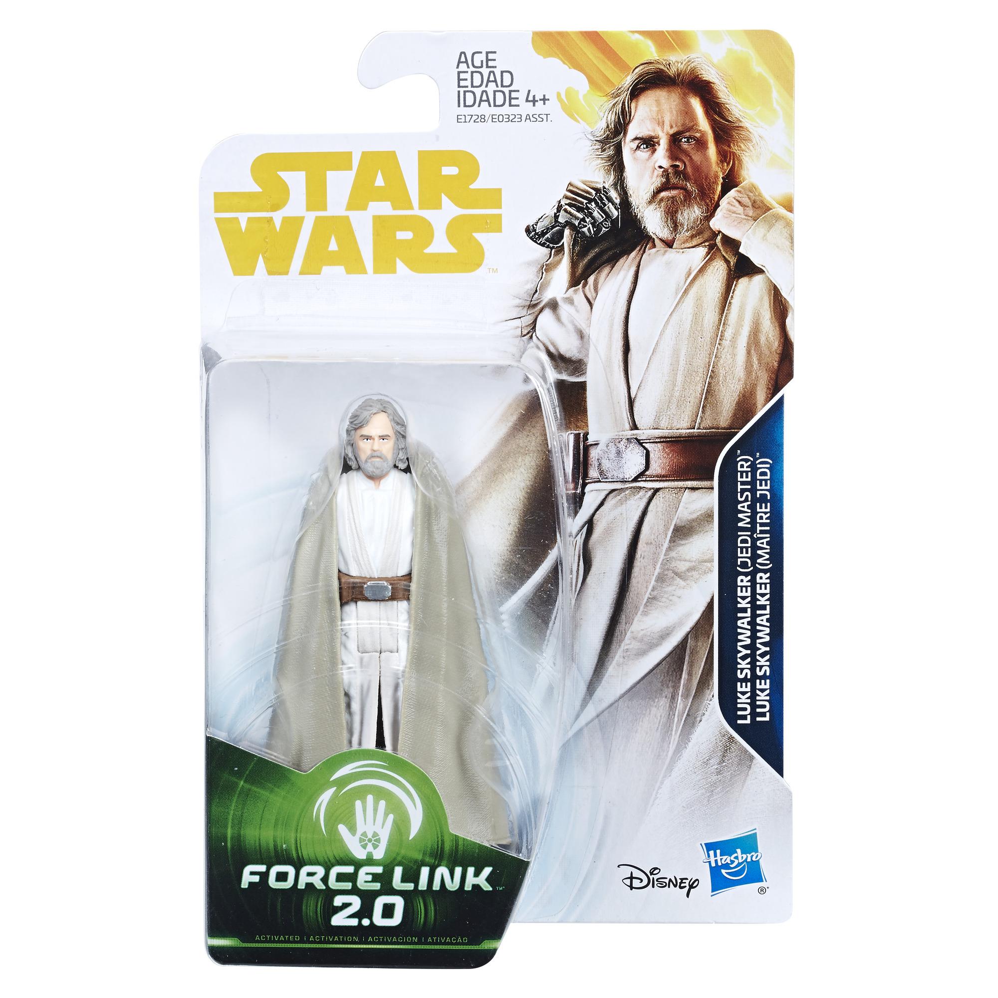 Solo: ASWS (TLJ) FL 2.0 Luke Skywalker Figure 1