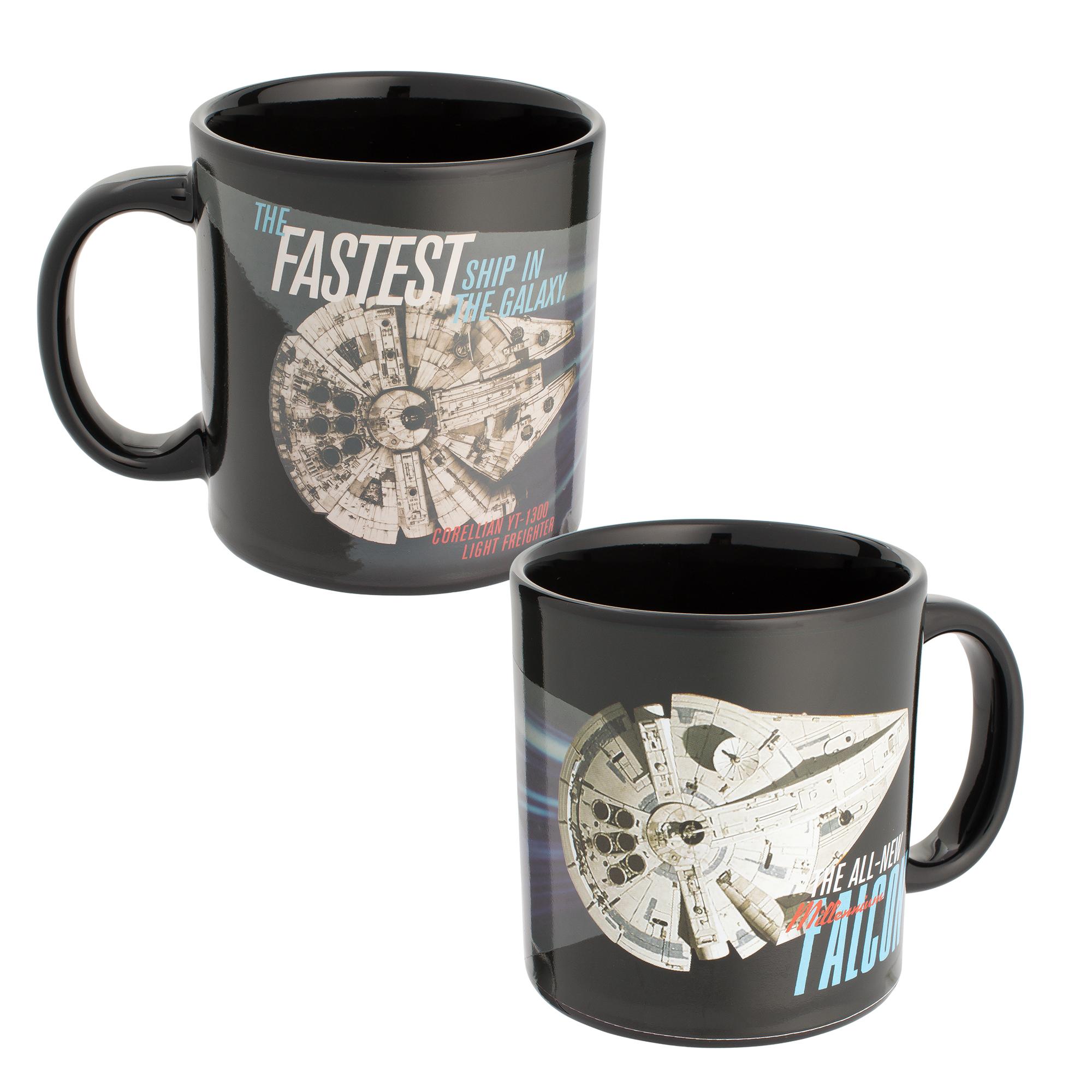 Solo: ASWS Millennium Falcon Heat Reactive Mug