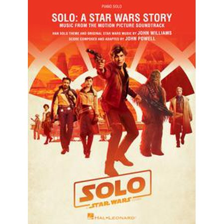 New Solo Movie Songbook eBook now available!