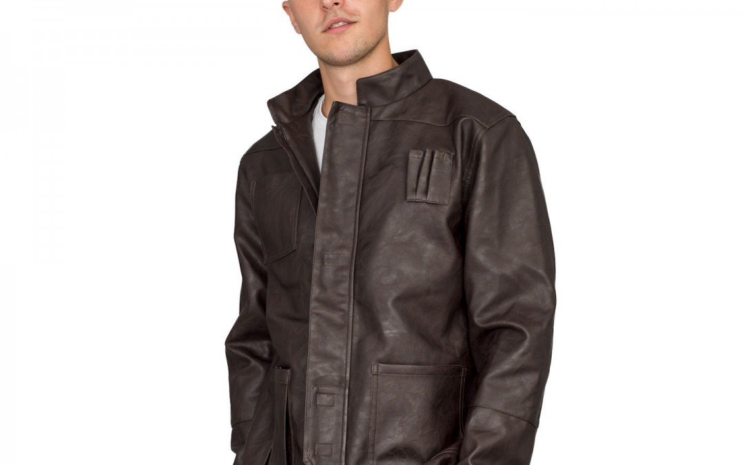 New Solo Movie Han Solo Replica Brown Jacket now available!