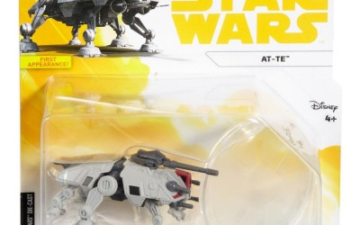 New Solo Movie (Clone Wars) Hot Wheels AT-TE Starship available now!