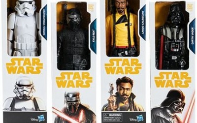 New Solo Movie 12-Inch Wave 2 Figure 4-Pack now available!