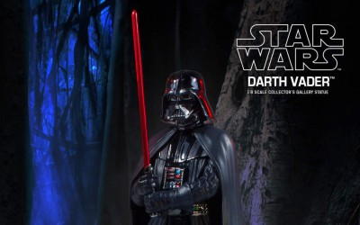 New Empire Strikes Back Darth Vader Collector's Gallery Statue available for pre-order!