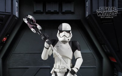 New Last Jedi First Order Executioner Trooper 1/6th scale Statue available for pre-order!