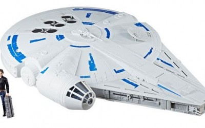Black Friday Deal Hasbro Force Link 2.0 Kessel Run Millennium Falcon for $24 at Michaels