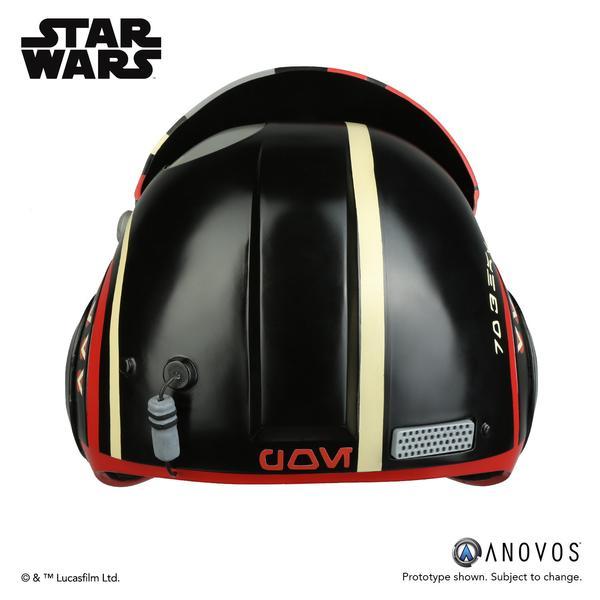 FA Poe Dameron X-Wing Helmet 2