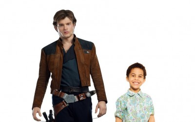 New Solo Movie Han Solo Cardboard Standee now available!