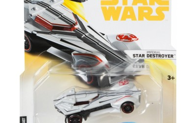New Solo Movie Star Destroyer Hot Wheels Carship now available!