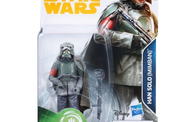 New Solo Movie Force Link 2.0 Han Solo (Mimban) Figure now available!