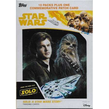 New Solo Movie Trading Cards Blaster Box Pack now in stock!