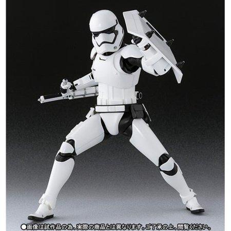 TFA S.H. Figuarts First Order Stormtrooper Figure 1
