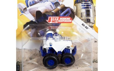 New Solo Movie Hot Wheels R2-D2 All Terrain Vehicle now available!