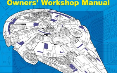 New Solo Movie Millennium Falcon: Owner's Workshop Manual available for pre-order!