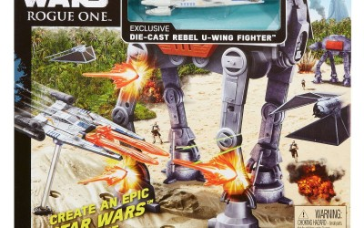 New Rogue One Hot Wheels U-Wing Battle On Scarif Play Set now available!