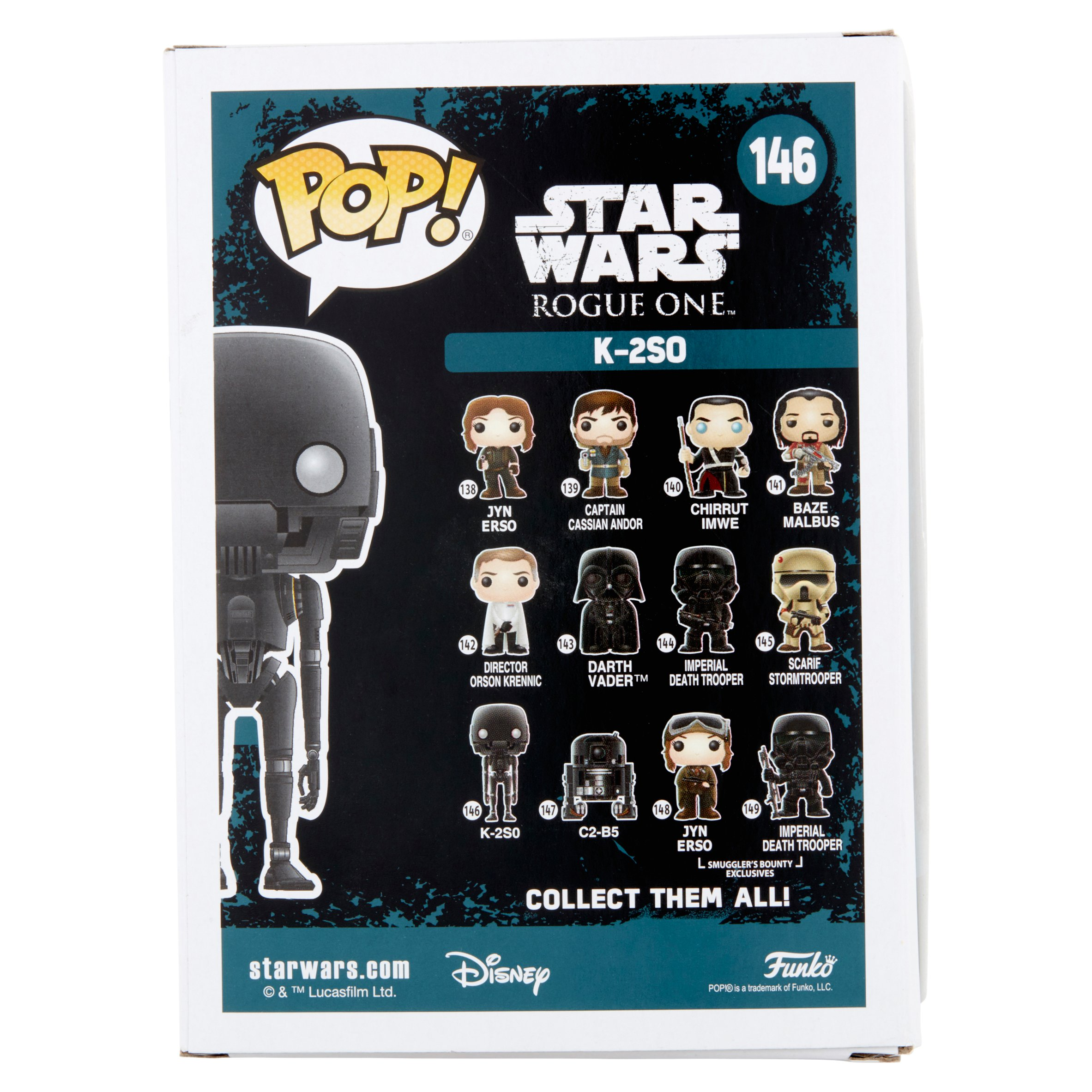 RO K-2S0 Funko Pop! Bobble Head Toy 2