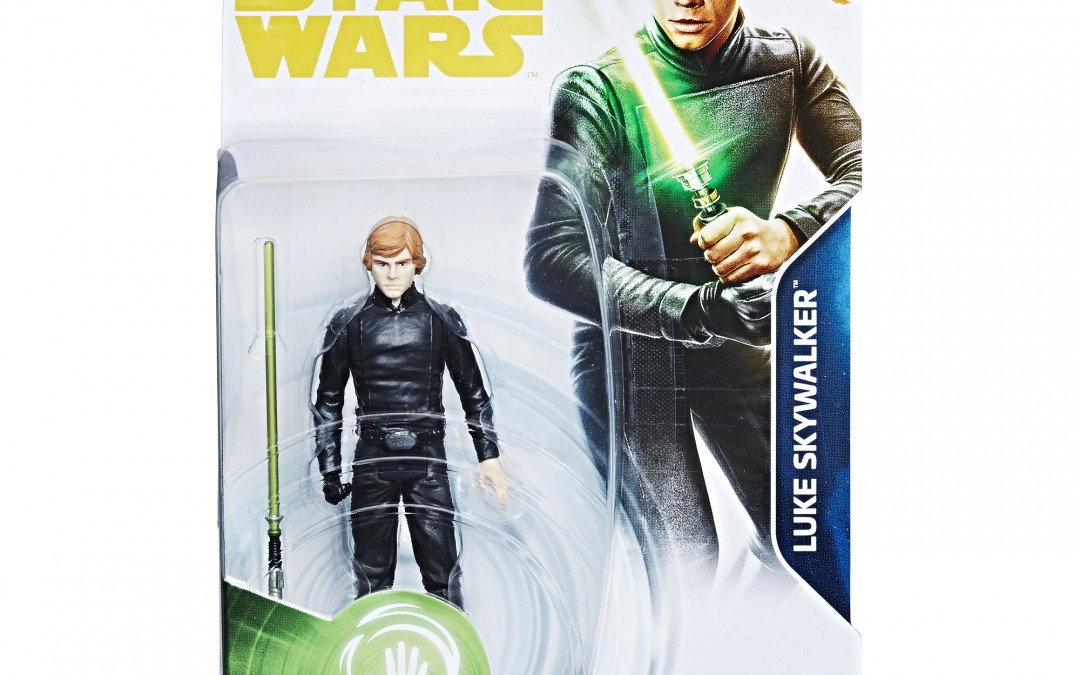 New Solo Movie (Return of the Jedi) Luke Skywalker Force Link 2.0 Figure now available!