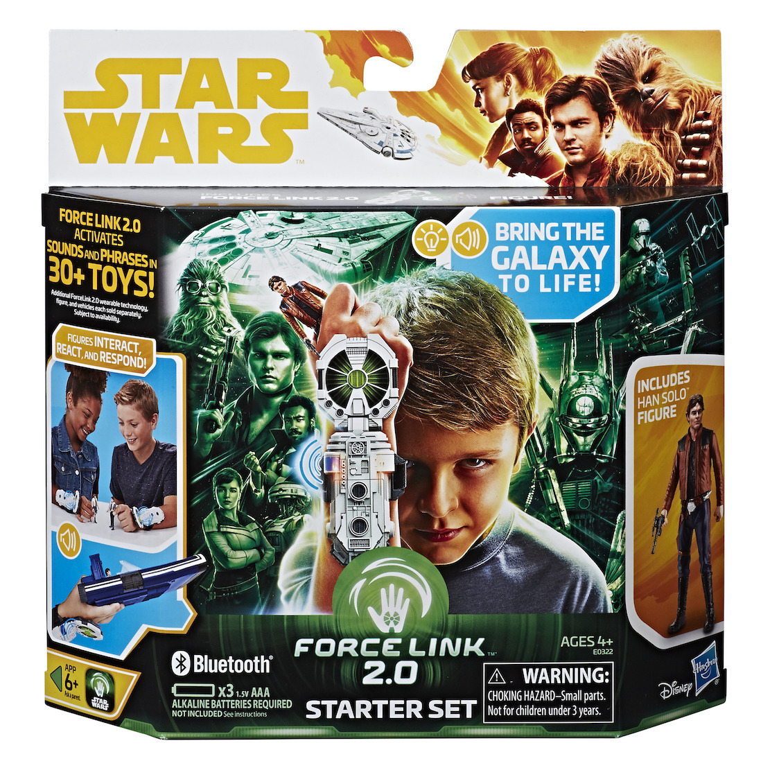 Solo: ASWS Force Link 2.0 Starter Set 1