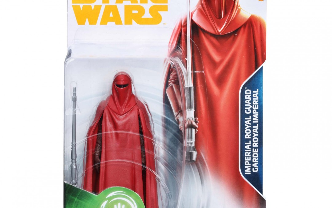 New Solo Movie (Return of the Jedi) Force Link 2.0 Imperial Royal Guard Figure now in stock!