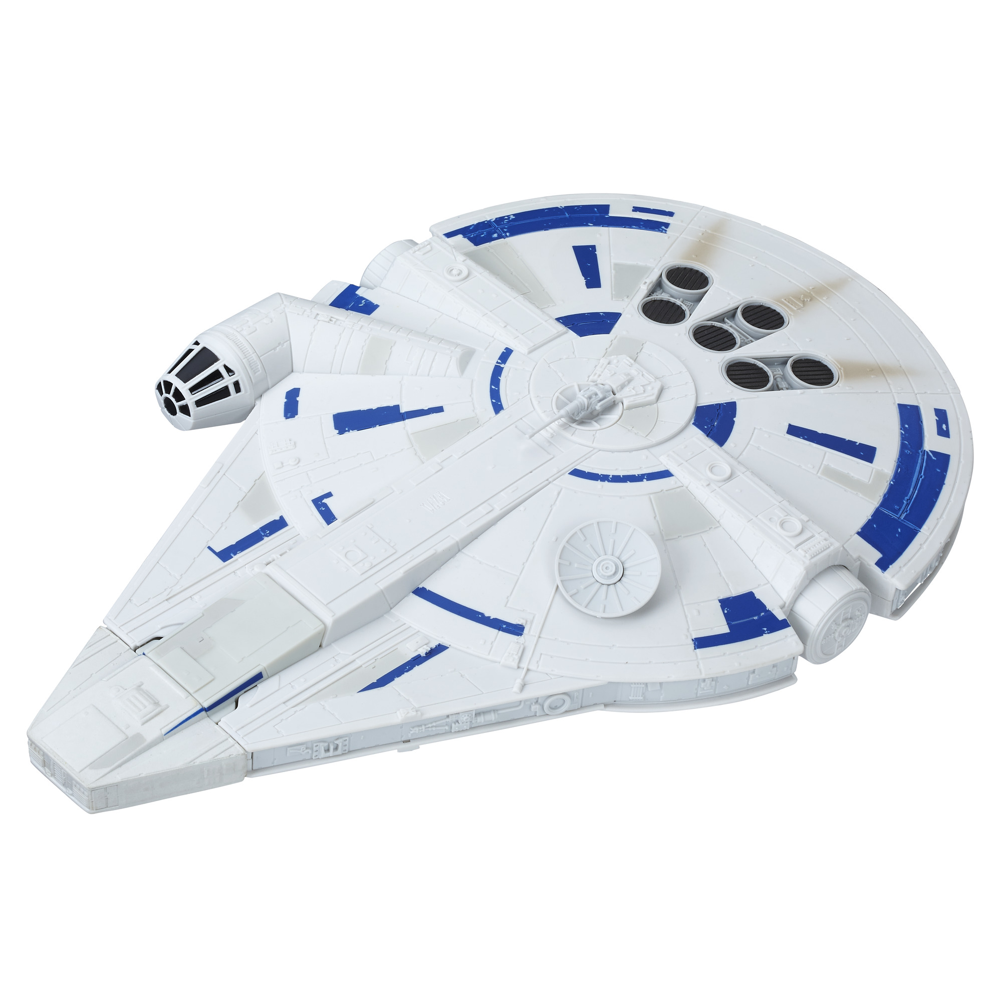 Solo: ASWS Force Link 2.0 Millennium Falcon with Escape Craft Set 2