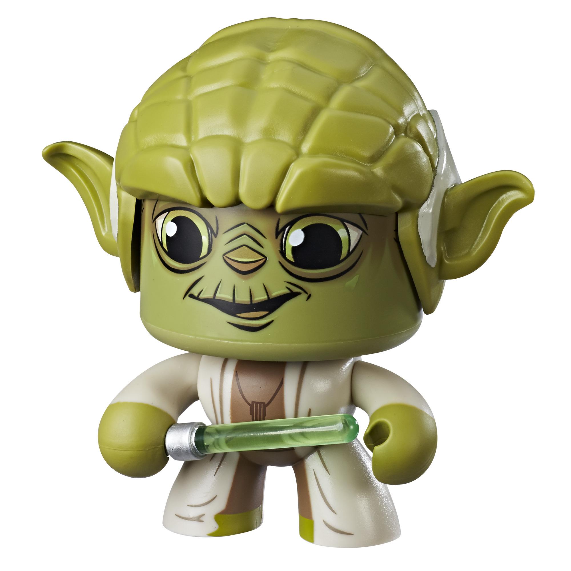 ROTS Master Yoda Mighty Muggs Figure 2
