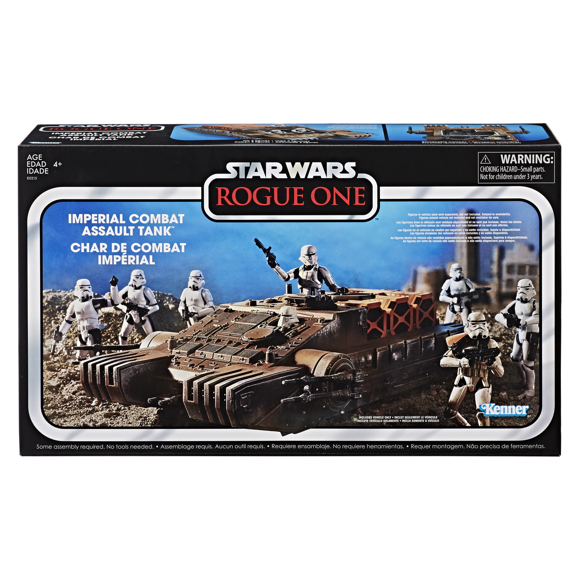 RO Vintage Collection Imperial Combat Assault Tank Set 1