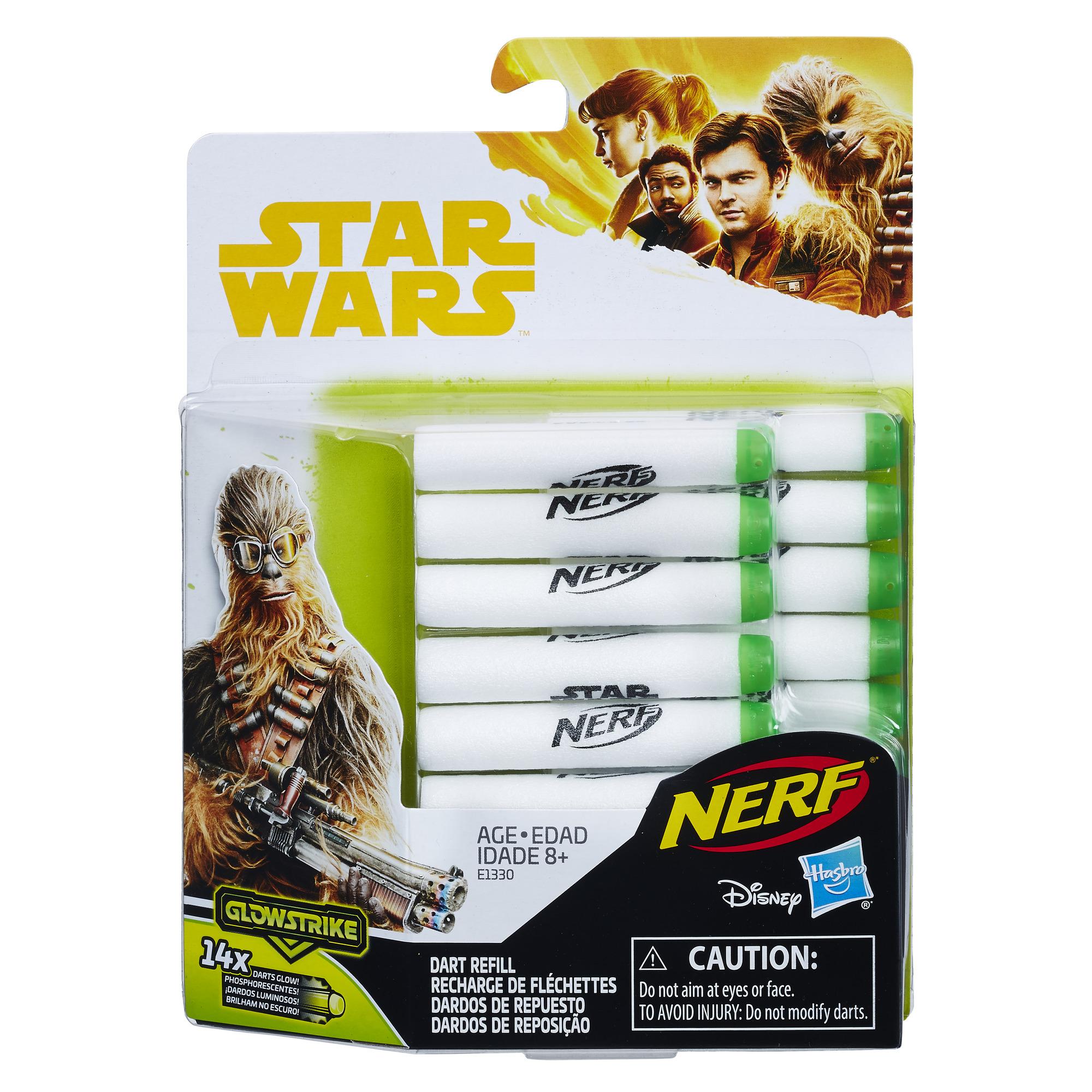 Solo: ASWS Nerf GlowStrike Dart 14-Pack 1