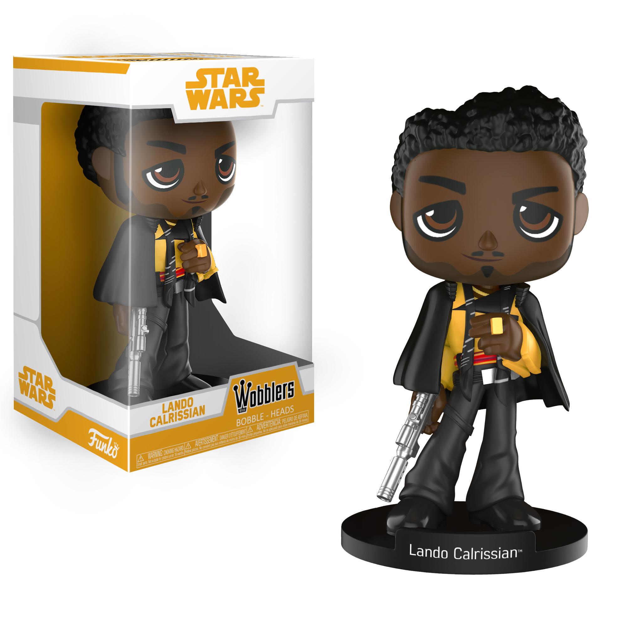 Solo: ASWS FP Lando Calrissian Wobbler Bobble Head Toy