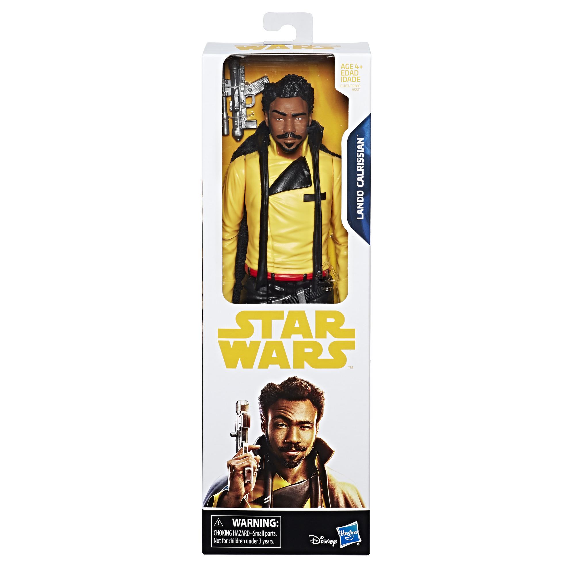 Solo: ASWS Lando Calrissian 12-Inch Figure 1