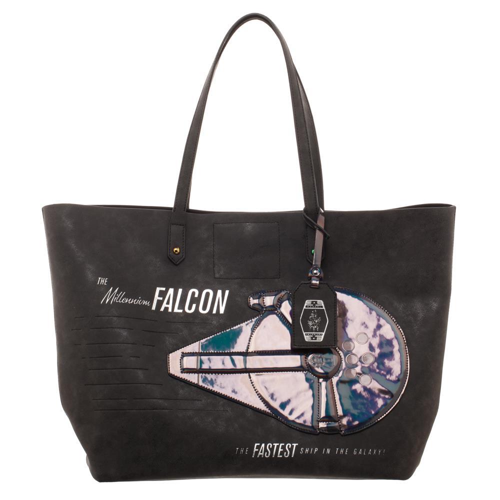 Solo: ASWS Millennium Falcon Oversized Tote Bag 1