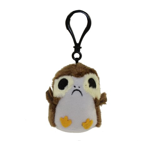 New Last Jedi Porg Funko Pop! Mystery Mini Plush Clip now available!